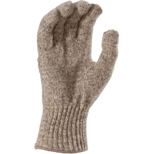 Fox River Mid-Weight Large Gloves (Brown Tweed)