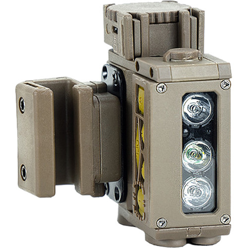 Foxfury HHC Tactical Light (Olive Drab Green)