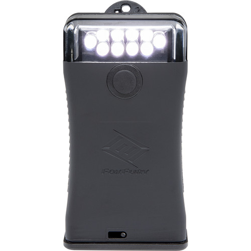 FoxFury Scout Clip LED Light (Black)