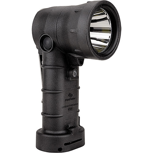 FoxFury Breakthrough Hybrid Right-Angle Flashlight (Black)