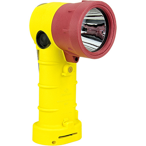 Foxfury Breakthrough Hybrid Right-Angle Flashlight (Yellow)