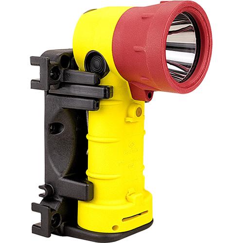 Foxfury Breakthrough Hybrid Right-Angle Rechargeable Flashlight (Yellow)