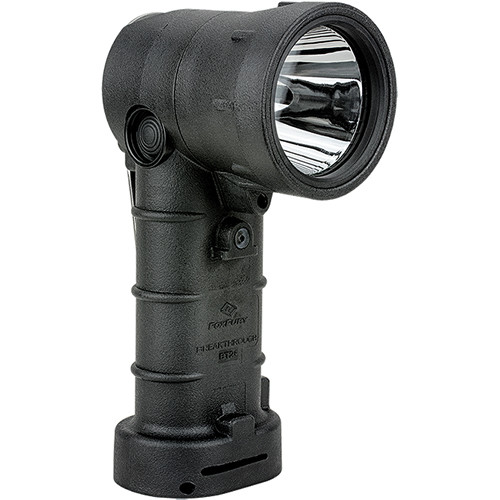 FoxFury Breakthrough+ Hybrid Right-Angle Flashlight (Black)