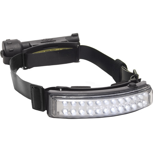 FoxFury Performance Intrinsic Tasker Headlamp (Hard Hat Fit)