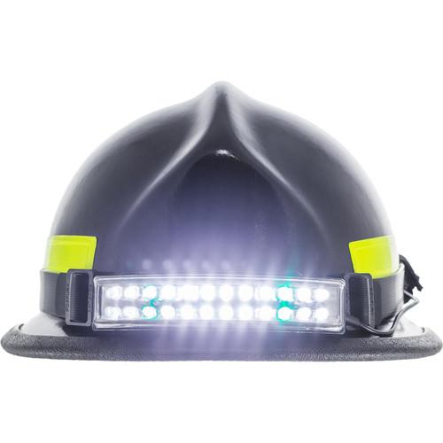 FoxFury Performance Intrinsic Tasker Headlamp (Fire Helmet Fit)