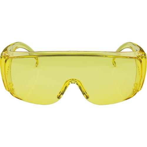 Foxfury Yellow Safety Goggles