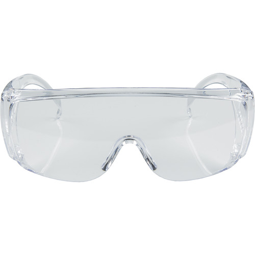 FoxFury Clear Safety Goggles
