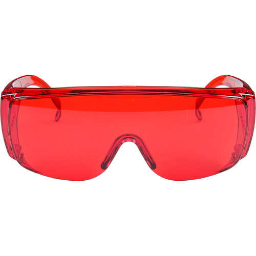 FoxFury Red Forensic Goggles
