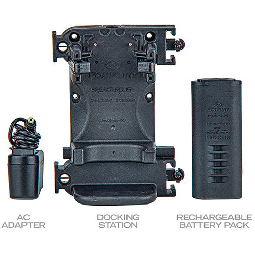 FoxFury Rechargeable Kit for BT2 Flashlight
