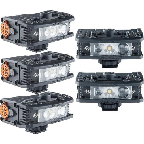 FoxFury Rugo 2, 5-Point Lighting Kit