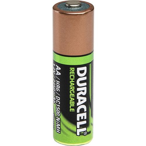 FoxFury Duracell AA HR6 DC1500 Rechargeable NiMH Battery (1.2V, 2450mAh)