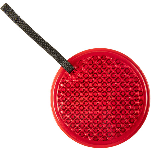 FoxFury Diffuser Lens in Red for Nomad Prime and P56