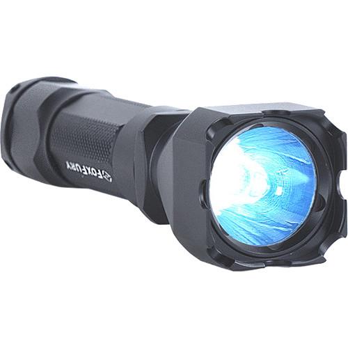 FoxFury Rook Checkmate LED Flashlight (Black)