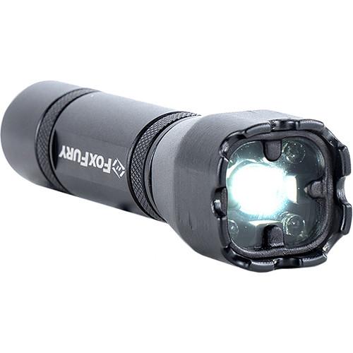 Foxfury Rook NDT UV-LED Flashlight (Black)