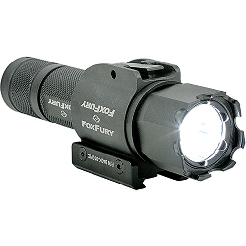 Foxfury Sideslide Picatinny LED Weapon Light/Flashlight
