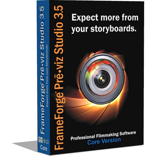 FrameForge Previz Studio 3.6 Core Version (Download)