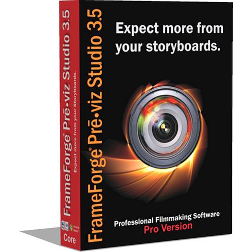 FrameForge Previz Studio 3.6 Pro Version (Academic, Download)