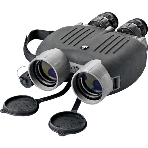 Fraser Optics 10x40 Bylite Image-Stabilized Binocular with Reticle (Includes Case & Pouch)