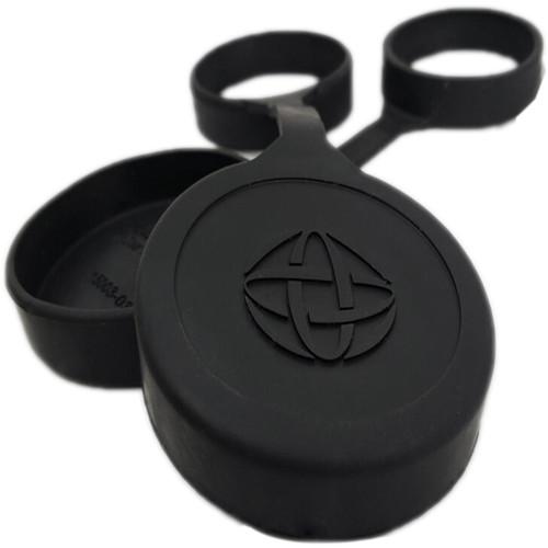 Fraser Optics Objective Lens Covers for S250 Stedi-Eye Image Stabilized Binocular (Black)
