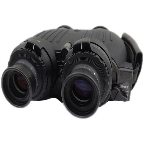Fraser Optics S250 41mm Stedi-Eye Image-Stabilized Binoculars (Black)