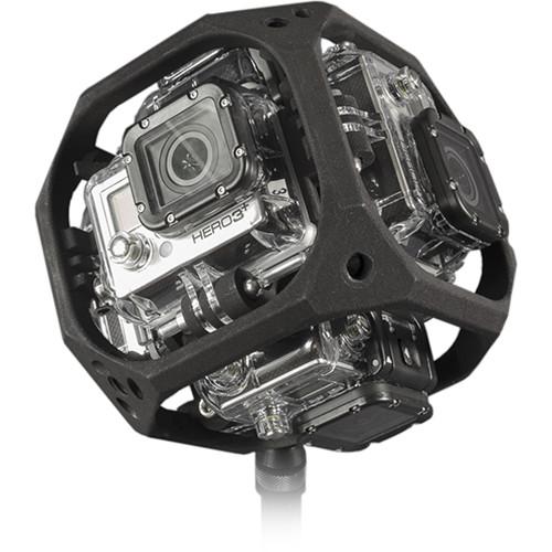 Freedom360 F360 Explorer Mount for GoPro HERO4 Standard Housings