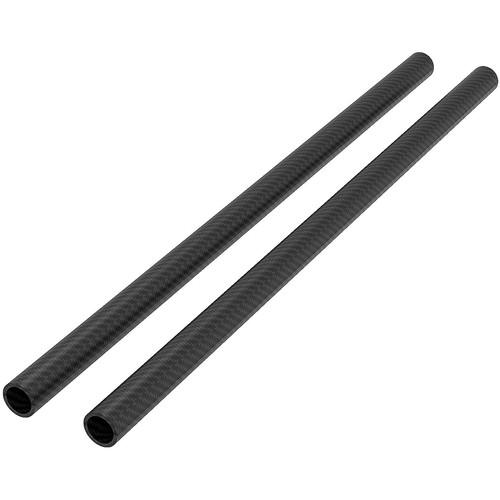 "FREEFLY 19mm Carbon Fiber Rod Set (Pair, 17.7"")"