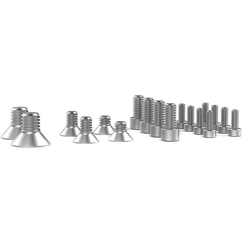 FREEFLY Camera Mounting Screw Kit for MoVI Pro/XL Camera Plates & Rails