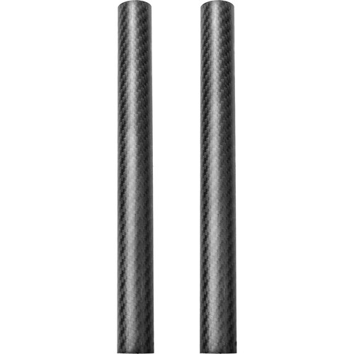 """FREEFLY Carbon Tube 25mm End Crossbars for Cargo Landing Gear (9.8"""", Set of 2)"""