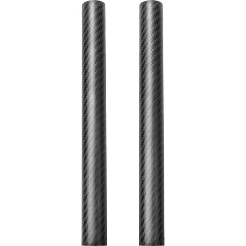 """FREEFLY Carbon Tube 25mm End Crossbars for Cargo Landing Gear (13.8"""", Set of 2)"""