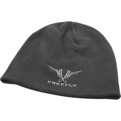 FREEFLY Embroidered Beanie (Grey)