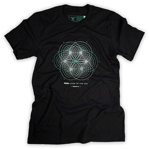 FREEFLY T-Shirt with Alta Echo Artwork (Large)