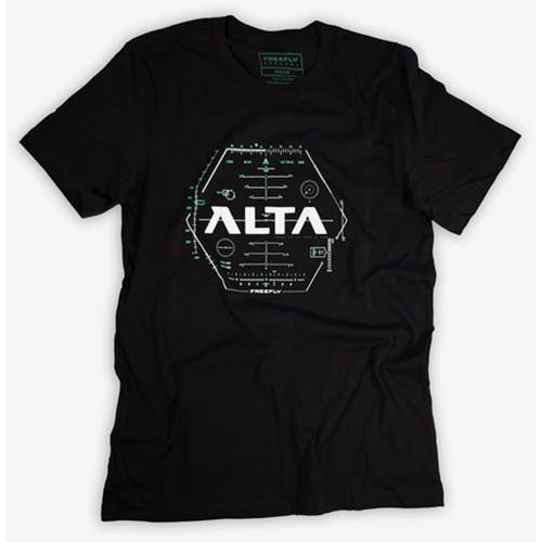 FREEFLY ALTA HUD T-Shirt (XXL, Black)