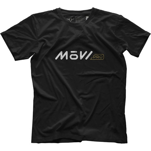 FREEFLY T-Shirt with MōVI Pro Logo (Medium)