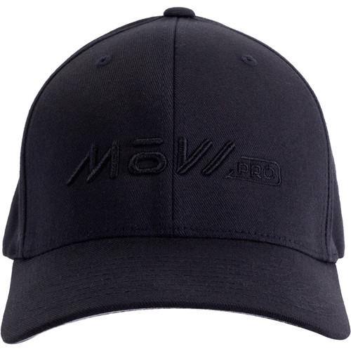 FREEFLY Black Cap with M&#333vi Pro Logo (Large / Extra Large)