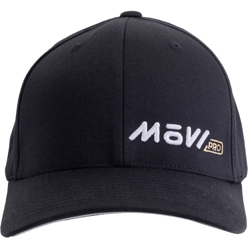 FREEFLY Black Cap with White M&#333vi Pro Logo (Small / Medium)
