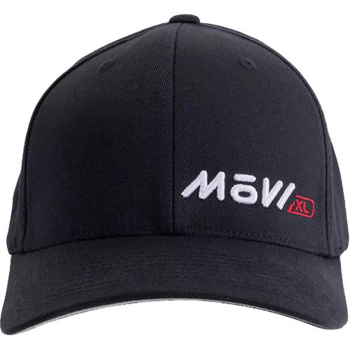 FREEFLY Black Cap with White M&#333vi XL Logo (Large / Extra Large)