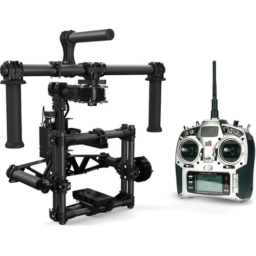 FREEFLY MOVI M5 3-Axis Gimbal Stabilizer with Spektrum Transmitter