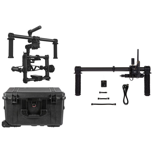 FREEFLY MoVI M5 3-Axis Gimbal Stabilizer with MIMIC Control Kit