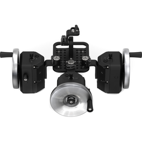 FREEFLY MōVI Wheels 3-Axis Module (Stainless Steel)