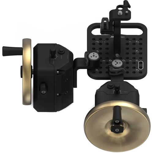 FREEFLY MōVI Wheels 2-Axis Module (Brass)