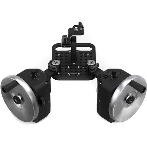 FREEFLY MōVI Wheels 2-Axis Module (Stainless Steel)
