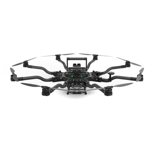 FREEFLY Alta 8 Pro - EU / Pelican Case / Futaba Controller Included and FPV System Installed