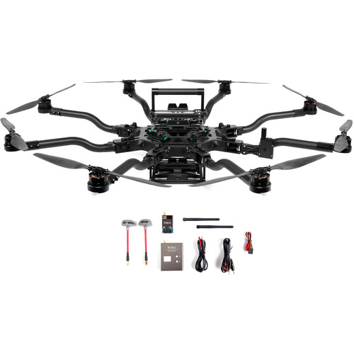 FREEFLY Alta 8 Pro with FPV
