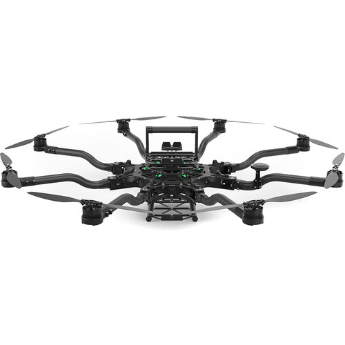 FREEFLY Alta 8 Pro - EU / No Case / Futaba Controller Included and FPV System Installed