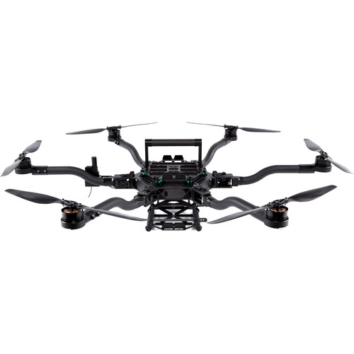 FREEFLY ALTA 6 Drone Aerial Imaging Kit with MoVI M15 Gimbal and Aero Landing Gear