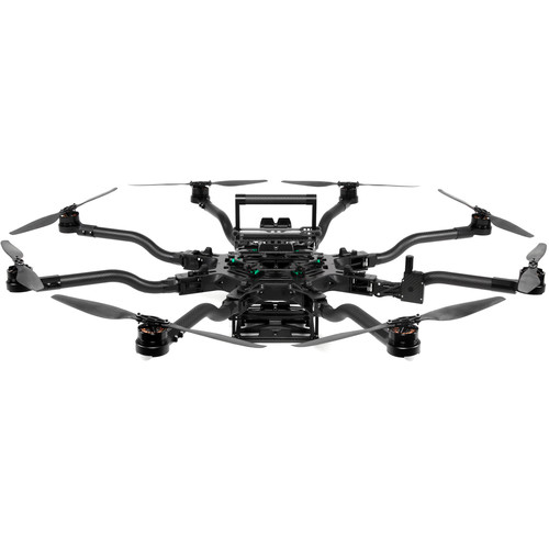 FREEFLY ALTA 8 Drone Aerial Imaging Kit with MoVI M15 Gimbal and Aero Landing Gear