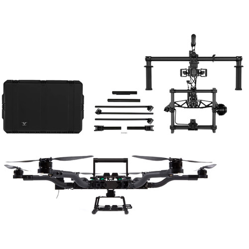 FREEFLY Alta Drone with MoVI M15 3-Axis Gimbal Kit