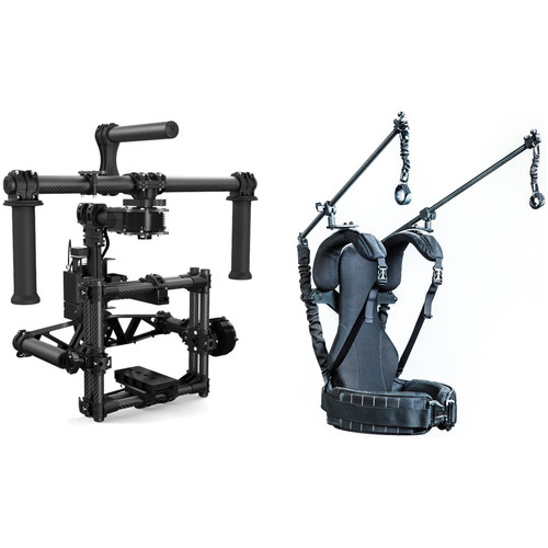 FREEFLY MōVI M5 3-Axis Gimbal Stabilizer Kit with Ready Rig GS