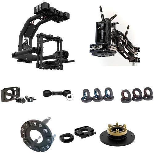 FREEFLY MoVI XL & Black Arm Complete Vehicle Mount Kit