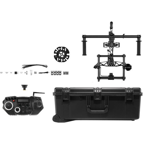 FREEFLY MOVI M15 3-Axis Motorized Gimbal Stabilizer and Steadimate 15 Kit